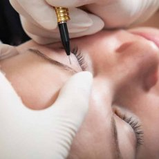 Mobile Microblading Service