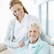 Personal and quality Care at Buchanan House