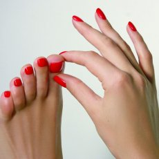 Nail and beauty services, gel, manicure, pedicure, Surrey