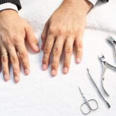 Men's Manicures & Pedicures in London