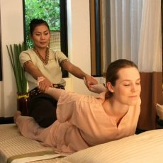Mobile Thai massage