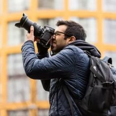 £50/ hour Photographer and £80/ hour Videographer in London