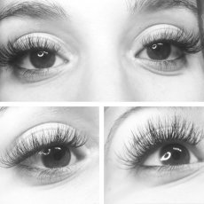 Eyelash extensions (Russian Volume)