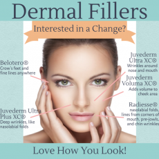 Dermal Fillers / Wrinkle Fillers
