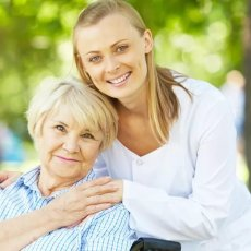 Private home nursing and care at home