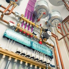 Gas safe register, Gas engineer, central heating in Manchester