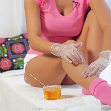 Professional waxing, sugaring, facials...