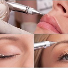 Microblading Eyebrows, Eyeliner, Eyelash enhancement