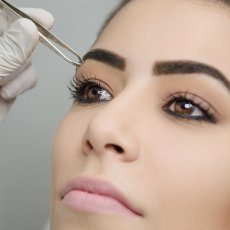 Microblading - Lashes