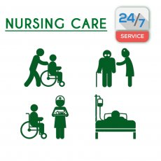 Home nursing service Nursing care / Residential care
