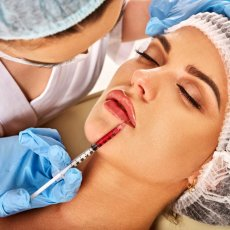 Wrinkle Treatments with Botox® in Face Clinic London