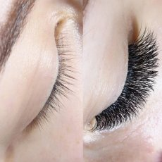 Eyelash extensions (Russian volume & individual) & LVL lash lift