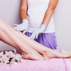 Waxing in Ealing, West London