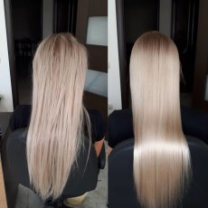 Hair Extensions, lash lift, keratin blow-dry - mobile services in London