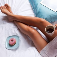 Brazilian waxing with 80% less painful