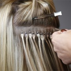 MOBILE HAIR EXTENSION STYLIST