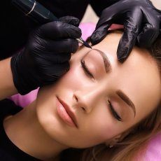 The best Microblading eyebrows in Liverpool