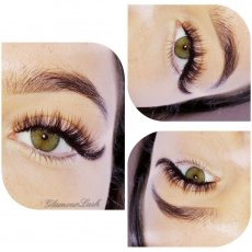 Classic Individual/Russian Volume Eyelash Extensions -Spray Tanning
