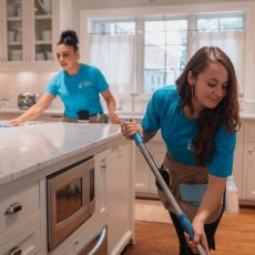 Professional cleaning of the apartment or house