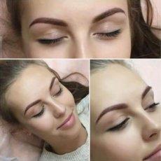 Microblading, Eyelash Extensions, Individual Eyelashes
