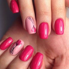 ORYGINAL LIQUID UV GEL NAILS - THE BEST NAILS IN EAST LONDON