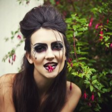 Halloween Makeup Artist mobile events London