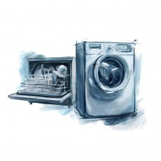 Repair of household appliances