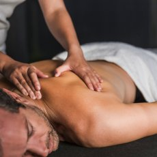 Mobile masseur in London