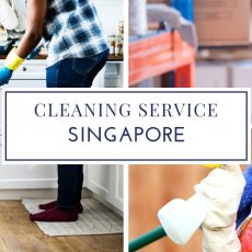 Cleaning in Singapore