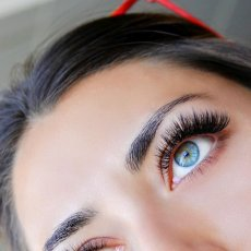 Volume Lashes - Soft and Full Look