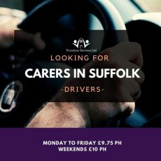Domiciliary Cares In Suffolk