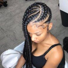 Professional Afro Hairdresser/Braids