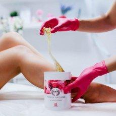 Professional waxing treatment