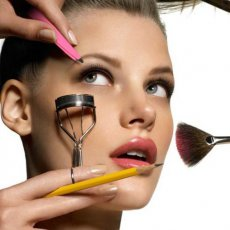 Make-up services in London