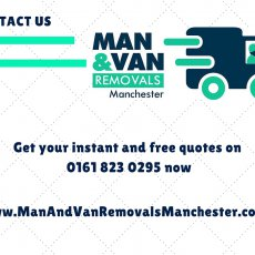 Ask for Your Free Removal Quotes in Manchester
