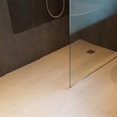Bathroom renovation in London