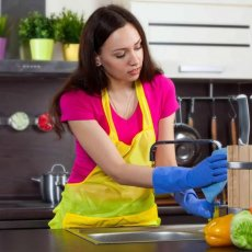 Professional cleaning of apartments in London