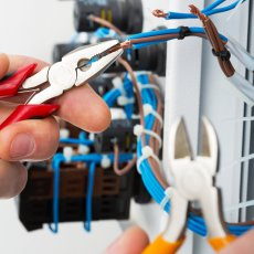 Electrician services in London