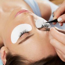 Eyelash Extensions LVL Lash Lift Individual and Russian Volume Lashes 2D-6D