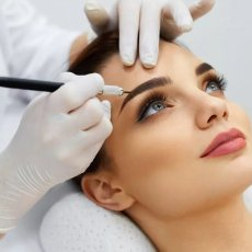 Microblading London, lash lift (LVL) and eyelash extensions