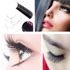 Individual eyelash extensions. Mobile service