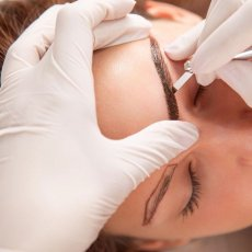 Special offer - from just £80 microblading eyebrows